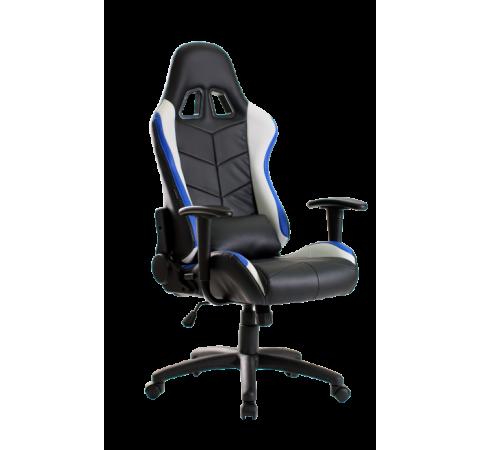 Кресло Trident GK-0909 Blue and White