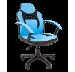 Детское кресло CHAIRMAN KIDS 110 Голубой