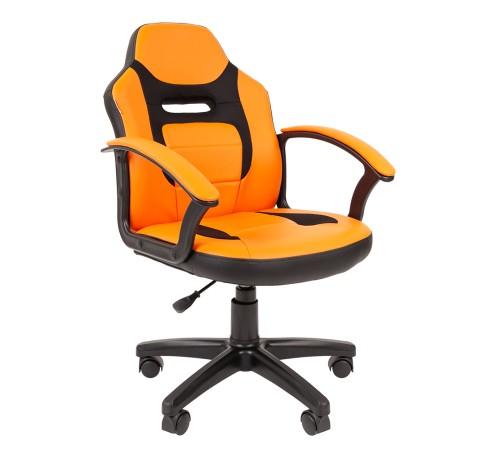 Детское кресло CHAIRMAN KIDS 110 Оранжевый