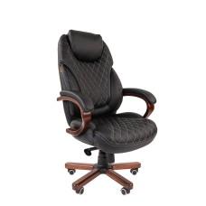 Кресло CHAIRMAN 406 Чёрный