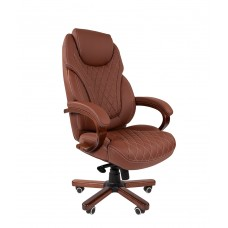 Кресло CHAIRMAN 406 Коричневый