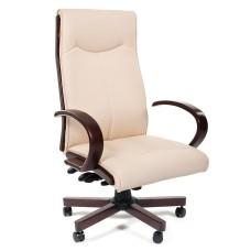 Кресло CHAIRMAN 411 Бежевый