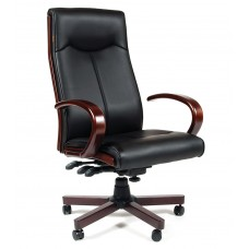 Кресло CHAIRMAN 411 Чёрный