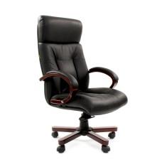 Кресло CHAIRMAN 421 Чёрный