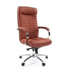 Кресло CHAIRMAN 480 Коричневый