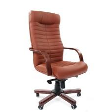 Кресло CHAIRMAN 480 WD Коричневый