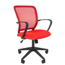 Кресло CHAIRMAN 698 Красный