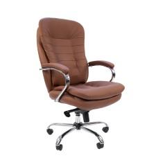 Кресло CHAIRMAN 795 Коричневый