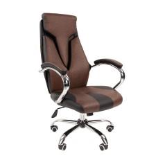 Кресло CHAIRMAN 901 Коричневый