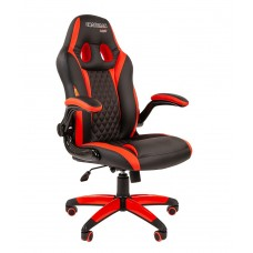 Кресло CHAIRMAN GAME 15 Красный