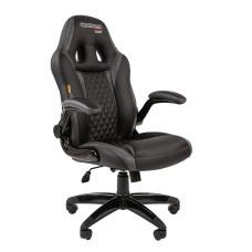 Кресло CHAIRMAN GAME 15 Серый