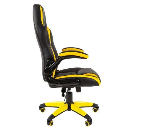 Кресло CHAIRMAN GAME 15 Желтый