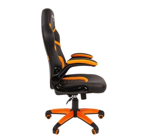 Кресло CHAIRMAN GAME 18 Оранжевый
