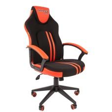 Кресло CHAIRMAN GAME 26 Черный/Красный