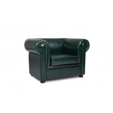"Кресло ""Честер лайт"" Ecotex Зеленый"