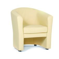 """Кресло """"Крон"""" Ecotex Белый"""
