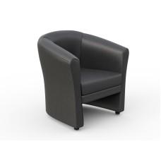 """Кресло """"Крон"""" Terra Черный"""