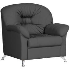 """Кресло """"Парм"""" Ecotex Черный"""