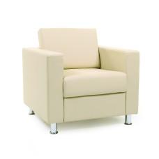 """Кресло """"Симпл"""" Ecotex Белый"""