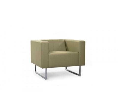 """Кресло """"Вента"""" Terra Зеленый"""