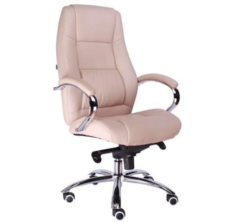 Кресло KRON (Крон) PU Бежевый