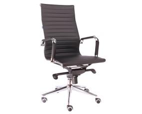 Кресло RIO (Рио) M PU Черный