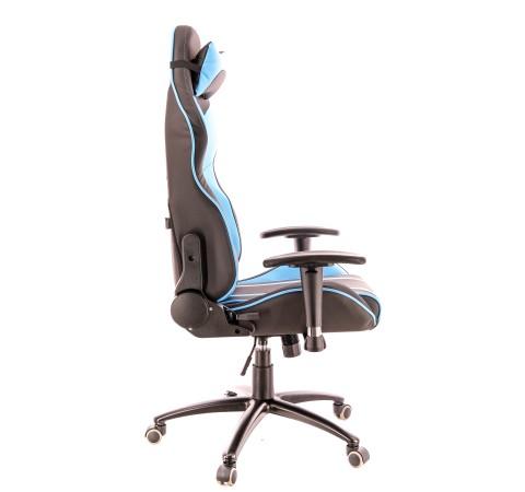 Кресло Lotus (Лотос) S16 Голубой