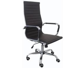 Кресло руководителя Karl (Карл) Черный