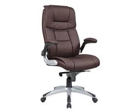 Кресло руководителя Nickolas (Николас) Коричневый