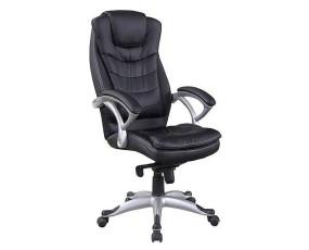 Кресло руководителя Patrick (Патрик) Черный