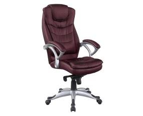 Кресло руководителя Patrick (Патрик) Бордовый