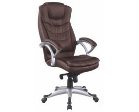 Кресло руководителя Patrick (Патрик) Коричневый