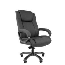 Кресло CHAIRMAN 410 Серый