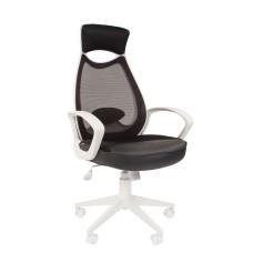 Кресло CHAIRMAN 840 WHITE Черный