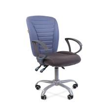 Кресло CHAIRMAN 9801 ERGO Голубой
