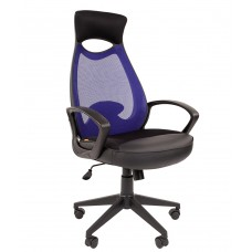 Кресло CHAIRMAN 840 Синий