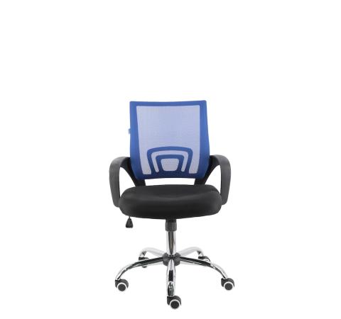 Кресло EP-696 Mesh Синий