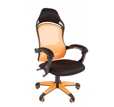 Кресло CHAIRMAN GAME 12 Оранжевый