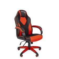 Кресло CHAIRMAN GAME 17 Красный