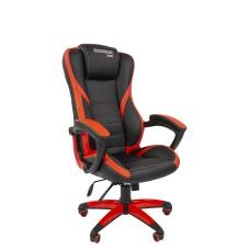 Кресло CHAIRMAN GAME 22 Красный