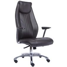 Кресло Lyon PU (Леон) Тёмно-коричневый