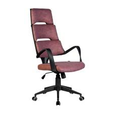 Кресло SAKURA (Сакура) (черный пластик) Терракота