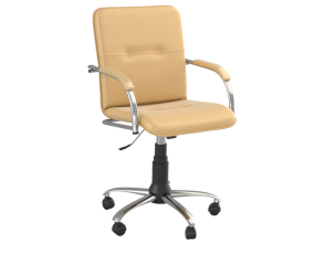 Кресло Samba (Самба) GTP Chrome Бежевый