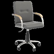 Кресло Samba (Самба) GTP Silver V14 W1007 Черный