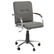 Кресло Samba (Самба) GTP Chrome V14 W1031 Черный