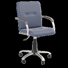 Кресло Samba (Самба) GTP Silver V15 W1031 Синий