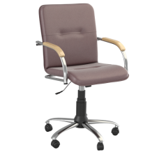 Кресло Samba (Самба) GTP Chrome V16 W1007 Бордовый
