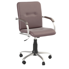 Кресло Samba (Самба) GTP Silver V16 W1031 Бордовый