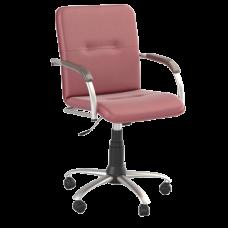 Кресло Samba (Самба) GTP Silver V27 W1031 Красный