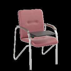 Стул Samba T (Самба) Silver V27 W1031 Красный со столиком